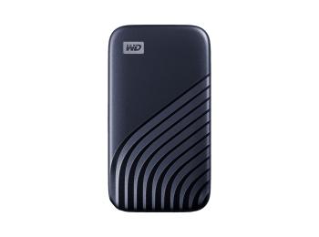 WD My Passport™ SSD 500GB, kék
