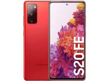 Samsung Galaxy S20 FE G780 Dual Sim 128GB Piros