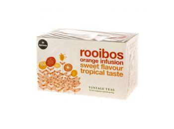 Vintage Rooibos Orange Infusion Tea 30 filter/cs