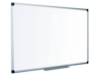 Fehértábla, zománcozott, mágneses, matt,  120x180 cm, al