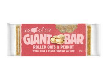 Ma Baker GB Nut Földimogyorós zabszelet