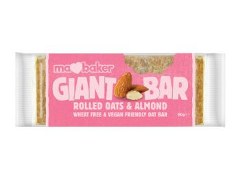 Ma Baker GB Nut Mandulás zabszelet
