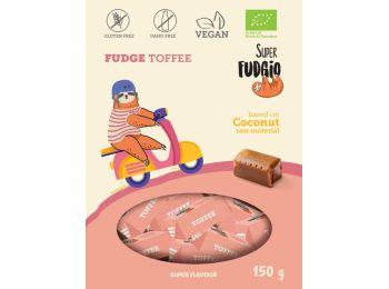 Bio Tejmentes Toffee ízű karamella