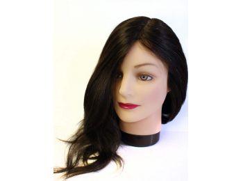 Hair Tools Roxanne női babafej, 45 cm