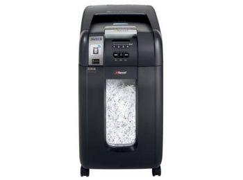 Iratmegsemmisítő, konfetti, 300 lap, REXEL, Auto+ SmarTech