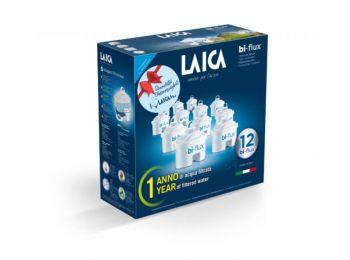 LAICA 12 db-os bi-flux szűrőbetét díszcsomagban