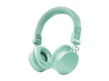 Fejhallgató, vezeték nélküli, TRUST Tones, türkiz (TRFH23912)