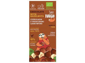 Super Fudgio Csokoládé Mogyoró