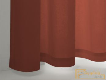 (10 szín) Rozsda San Diego sötétítő függöny R-függöny 150cm