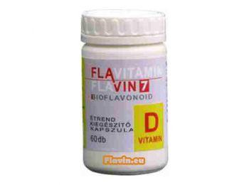 Flavitamin extra d vitamin 60db