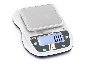 KERN EHA 3000-1 (3000g/0,1g) digitális darabszámlálós asztali mérleg adapterrel