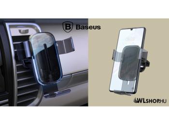 Baseus Explore gravitációs telefontartó és vezeték nél