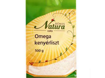 Natura kenyérliszt omega 500g