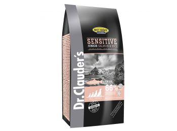 Dr.Clauders Junior Sensitive Lazac&Rizs 350 g