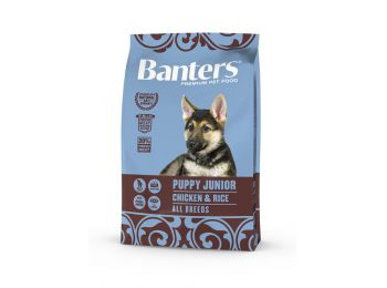 Visán Optima / Banters Dog Puppy & Junior Chicken&R