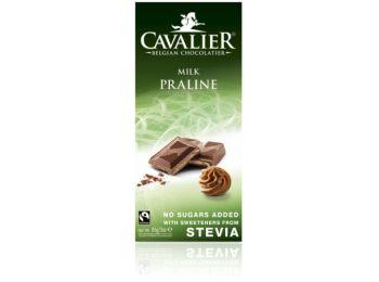Cavalier tejcsokoládé mogyorókrémmel 85g