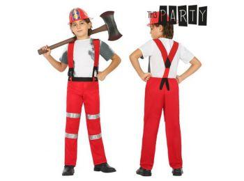 Gyerek Jelmez Tűzoltó férfi (2 db) 10-12 �