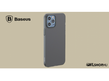 Baseus iPhone 12 Pro Max tok Comfort - Fekete