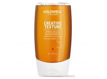 Goldwell Creative Texture Hardliner erős hajzselé, 140 ml