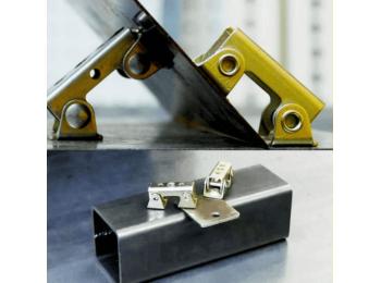 Mágneses fémrögzítő hegesztéshez, V típusú állítha
