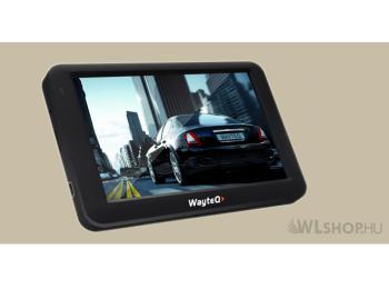 Wayteq X985BT HD Navigáció