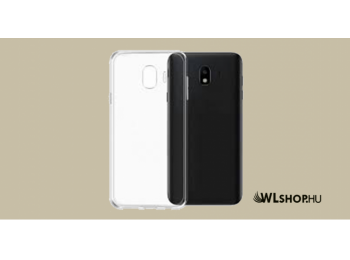 Samsung Galaxy J4 2018 Ultra vékony átlátszó szilikon to