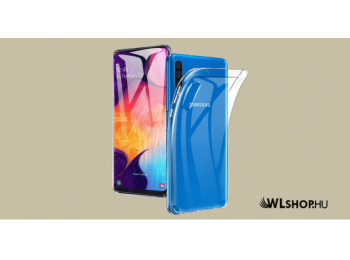 Samsung Galaxy A50/A50s/A30s ultra slim szilikon védőtok