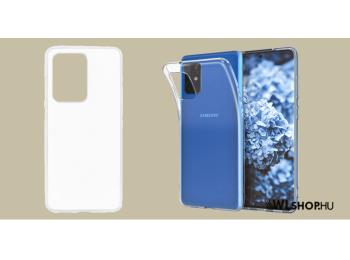 Samsung Galaxy S20Plus/S11 ultra slim szilikon védőtok