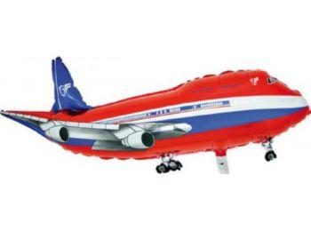 Super Repülő piros O.fólia lufi