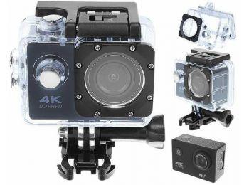 4K Vízálló sport kamera