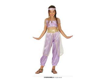 Aladdin Jázmin hercegnő halloween farsangi jelmez szett (m