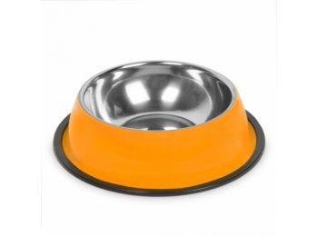 Etetőtál - 22 cm - narancssárga