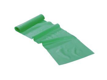 Fitness gumiszalag zöld