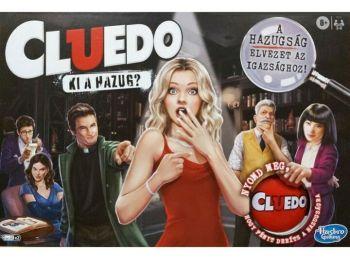 Hasbro Cluedo - Ki a hazug? társasjáték