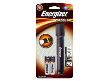 Zseblámpa Energizer X-Focus 2 AA LED Fekete