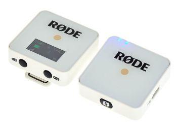 Rode Wireless GO ultra kompakt digitális vezeték nélküli