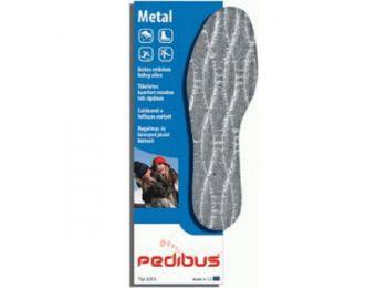 Pedibus talpbetét metal x 1pár