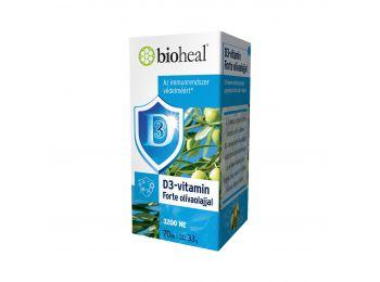 Bioheal d3-vitamin 3200 forte olívaolaj 70db