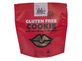 Glulu freeform meggy+csoki süti 100g
