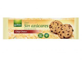 Gullón cukormentes keksz chip choco 150g