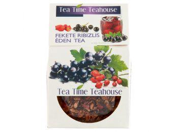 Tea time fekete ribizlis éden tea 100g