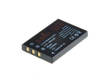 Casio NP-80 akkumulátor a Jupiotól
