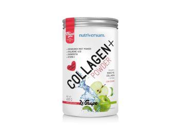 Nutriversum WSHAPE Collagen+ marhakollagén por zöldalma 60