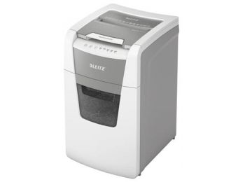 Iratmegsemmisítő, konfetti, 150 lap, LEITZ IQ AutoFeed Office 150 P4 Pro (E80130000)
