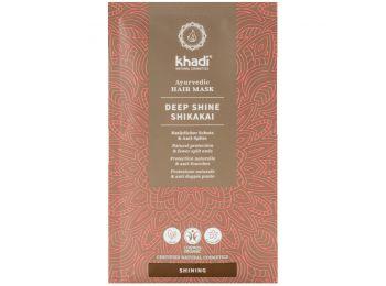 Khadi Deep Shine Shikakai ayurvédikus hajpakolás, 50 g