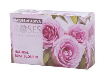 Nature of Agiva Roses pipere szappan, 75 g