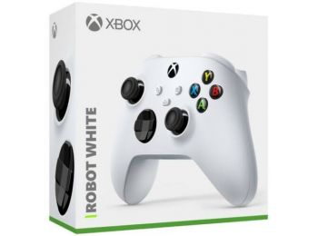 Microsoft Xbox Series X Series S Controller Gamepad, vezeték nélküli kontroller - Robot White