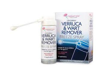 Carnation szemölcs fagyasztó spray 50ml