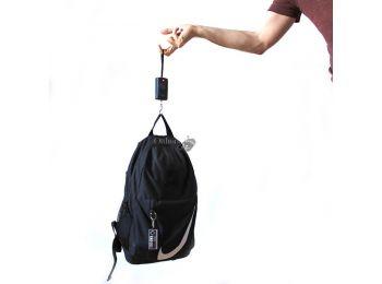 Digitális táska mérleg, akasztós zsebmérleg. (10-40kg)