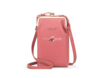 (Több színben) Női mobil táska - Rózsaszín